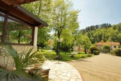 Entrata Hotel Villa Elia Calizzano